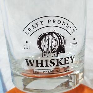 Premium Whisky glass!